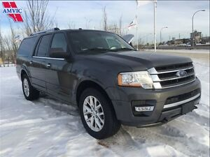2016 Ford Expedition Max LIMITED LOADED ECOBOOST 25900KM