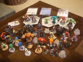 Disney Infinity 1.0, 2.0, 3.0 boxed PS3 games and accessories for sale