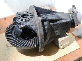 Land Rover Diff (4.7:1), Scrap 5 Brg 2-1/4 Petrol Engine, and Few Other Bits.