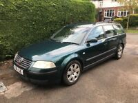 Volkswagen VW Passat Estate 1.9 TDI with Tow Bar
