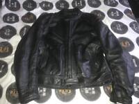 Motorcycle Leather J&S Jacket