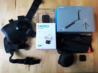 GoPro Hero Session + Accessories