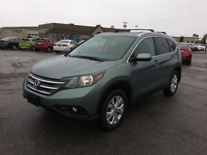 2013 Honda CR-V EX/BLUETOOTH/AWD/MOONROOF