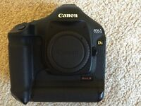 Canon 1DS Mk 3 Excellent+ Condition - Very Low Shutter Count