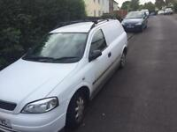 Breaking/Spares all parts available 2002 Vauxhall Astra LS DTI 1.7 Diesel Van