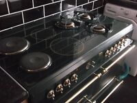 ELECTRIC & GAS DOUBLE COOKER