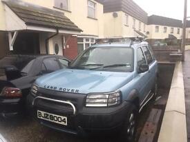 Freelander 2.0 td04 diesel £1000 swap why