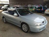 Renault Megane 1.6i Fidji Convertible,1 Owner from new ...... Summer bargain