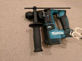 Makita brushless hammer drill DHR171
