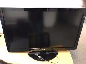 "LG 42"" HD ready TV"