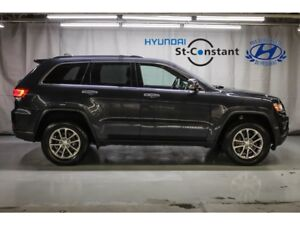 2016 Jeep Grand Cherokee Limited 4x4  CUIR,TOIT