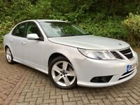 59 SAAB 9-3 1.9 TiD 150 TURBO EDITION••FULL LEATHERS••P/SENSORS••HEATED SEATS