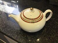 Wedgewood Colorado Tea Pot with lid