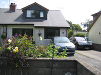 Double room in shared bungalow on North Gower. Inclusive rent.