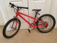 Islabike Beinn 20inch Small - Red- in VGood condition