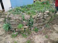 Rockery stone for sale