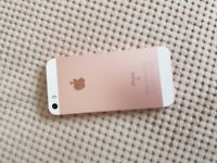 Apple iPhone se 16gb perfect condition with box like new only 7 months old
