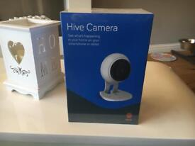 BRAND NEW HIVE CAMERA STILL SEALED!!!