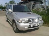 2003 Nissan terrano 2.7 d