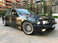 1998 Bmw 5 Series 540I Auto Individual Fully Loaded Top Spec Beautiful Combination Very Rare Example