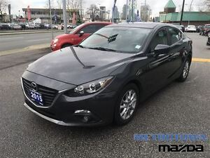 2015 Mazda MAZDA3 GS with moonroof