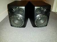 Pioneer 70W speakers