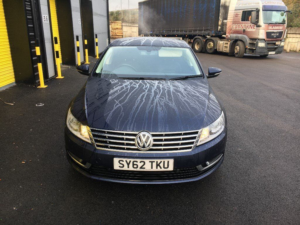 Volkswagen CC passat