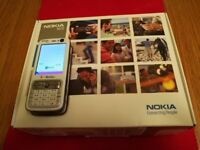 Nokia N73 Early High end Net Camera Phone New Boxed Unused!!