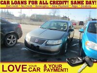2005 Saturn Ion 2 Midlevel * FRESH TRADE *  AS IS