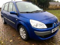RENAULT GRAND SCENIC DIESEL , 7 SEATER 07 REG , IMMACULATE