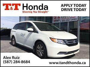 2014 Honda Odyssey EX *Local Van, No Accidents, Back-up Camera*