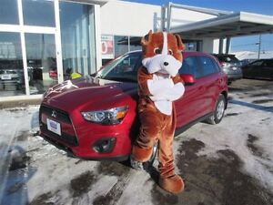 2015 Mitsubishi RVR ES... YES only $57* WEEKLY  with 0%
