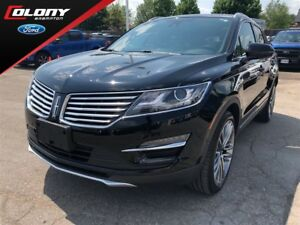 2016 Lincoln MKC LINCOLN CERT, 1.9%, 2.9% & 3.9% UP TO 72MO's!