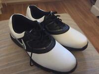 Ladies Nike Golfing Shoes