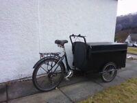 Cargo bike (Danish) Multi-purpose