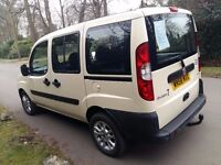 Fiat Doblo 1.3 Diesel Multijet