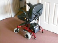 Mobility Power Chair hardly used and never outdoors. Looks new.