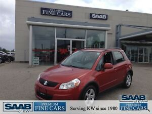2011 Suzuki SX4 *PURCHASE FOR $44.00 WEEKLY*  JX-AWD- Heated sea