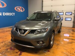 2014 Nissan Rogue SL AWD/ LEATHER/ PANO ROOF!