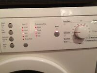 2 Bosch classixx washing machines