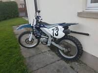 Yamaha 125 2005