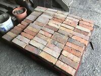 Reclaimed slip brick