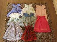 Girls 3-6month dress bundle