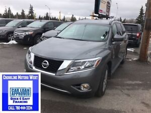 2015 Nissan Pathfinder LOW KM FULLY INSPECTED READY TO DRIVE AWA