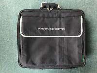 Laptop Bag, United Colours of Benetton *REDUCED!*