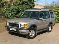 LAND ROVER DISCOVERY 2.5 TD5 GS AUTOMATIC 7 SEAT