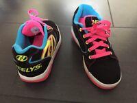 Heelys (Girls) size 4