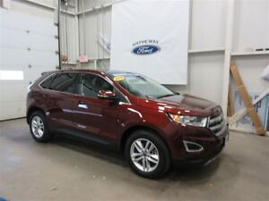 2016 Ford Edge SEL + 4 WINTER TIRES
