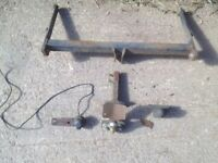 Ford Focus Mk 2 tow bar, used.