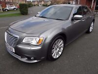 2012 Chrysler 300C 3.0 TD Executive 4dr DIESEL AUTO NEW SHAPE ONLY 35K MILES